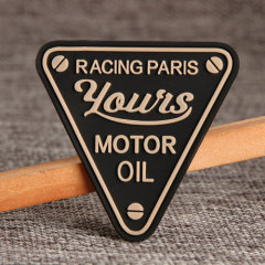 Racing Paris PVC Patches