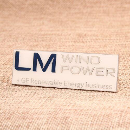 Custom LM Enamel Pins