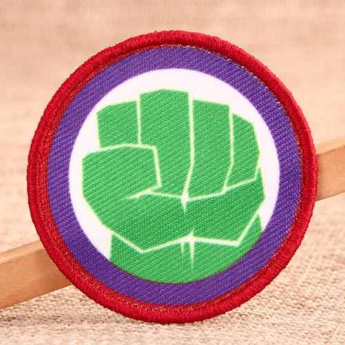 Make A Fist Cheap Patches