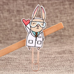 Bunny Doctor Custom Patches
