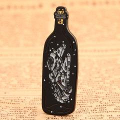 Custom Star Wars Bottle Pins