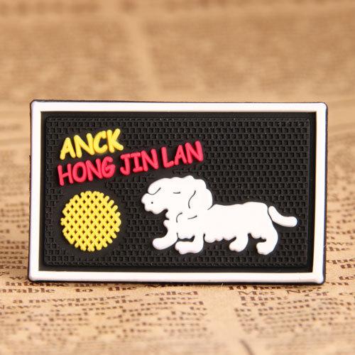 ANCK PVC Patches