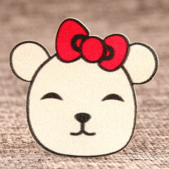 Pretty Bear Printed Patches
