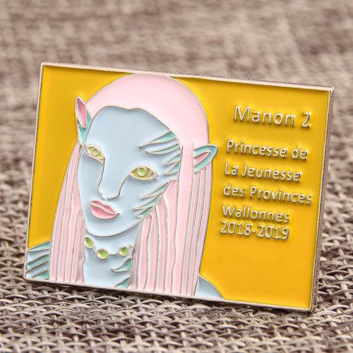 Avartar Manon Custom Lapel Pins
