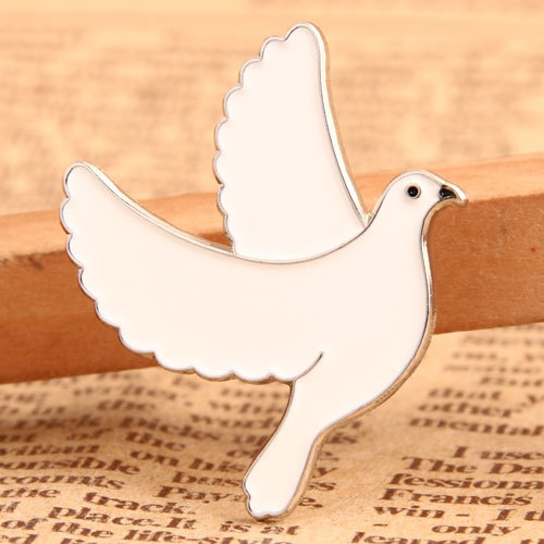 Pigeon Custom Hat Pins