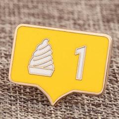 Cake One Custom Enamel Pins