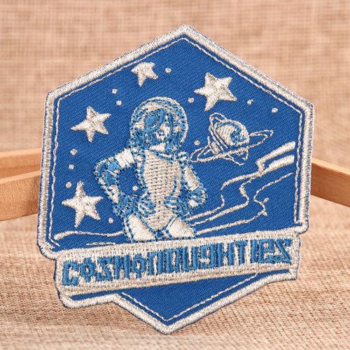 Astronaut Custom Patches No Minimum
