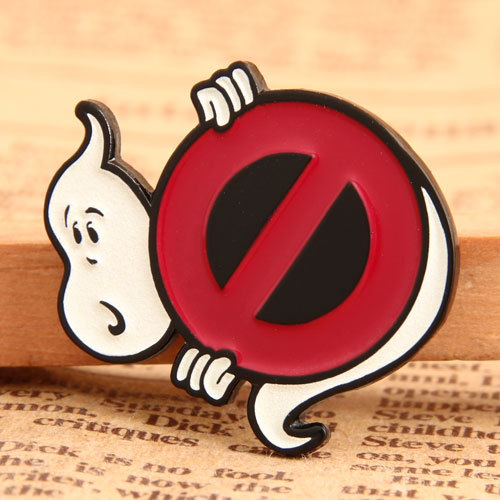 Ghost Busters Lapel Pins