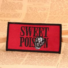 Sweet Poison Custom Patches No Minimum