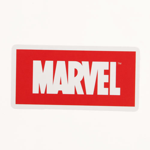 Marvel Logo Custom Stickers
