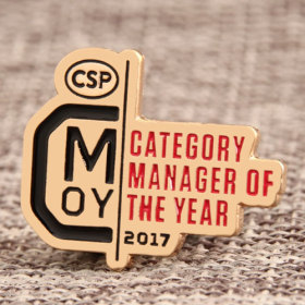 Custom MOY Metal Pins