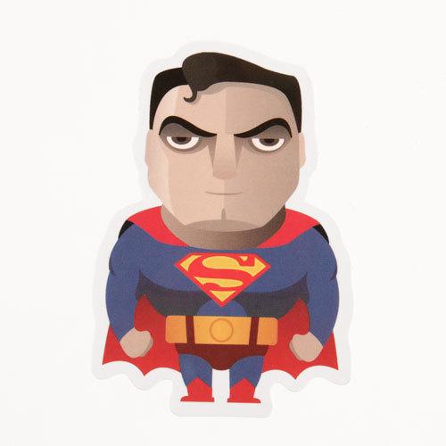 Superman Custom Stickers