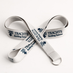 Trachte Grey Cool Lanyards