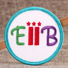 EIIB Custom Embroidered Patches