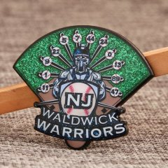 NJ Custom Trading Pins
