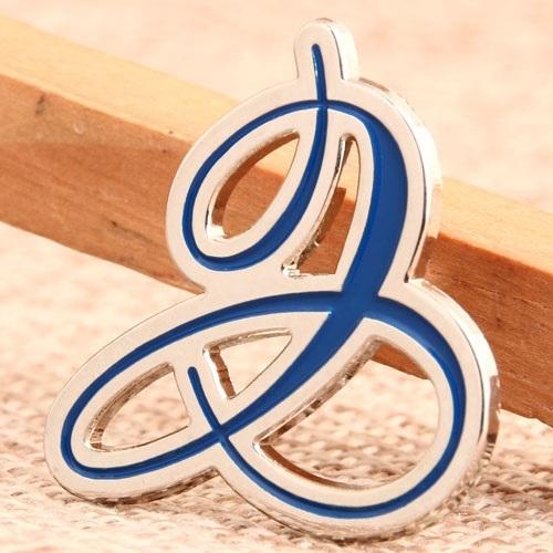 Custom Symbol Enamel Pins