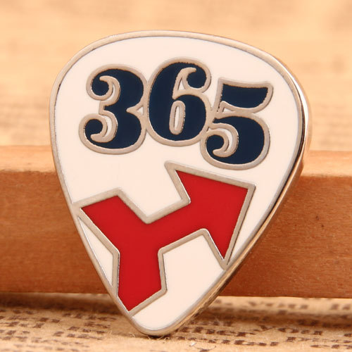 Custom 365 Metal Pins