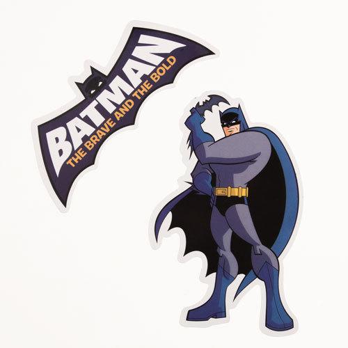 Batman Combination Custom Stickers