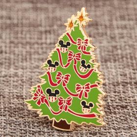 Christmas Trees Lapel Pins