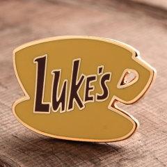 Coffee Cup Custom Pins