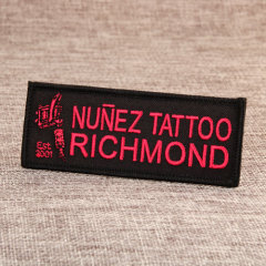 Tattoo Personalized Patches