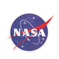 NASA Custom Stickers