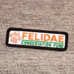 Felidae Custom Iron On Patches No Minimum