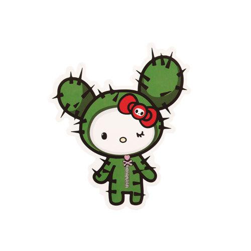 Hello Kitty Custom Stickers