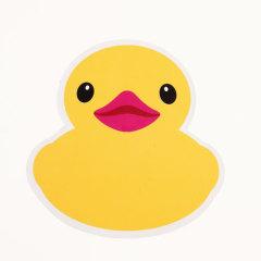 Rubber Duck Custom Stickers