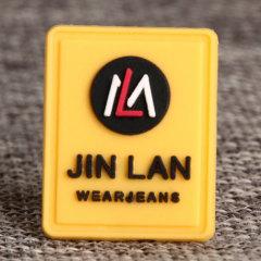 JIN LAN PVC Patches