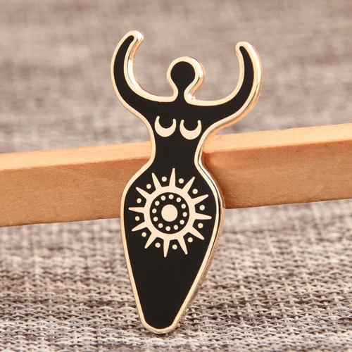 Body Custom Lapel Pins