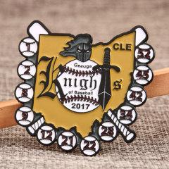 NIGB Baseball Trading Pins