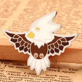 Bird Custom Lapel Pins