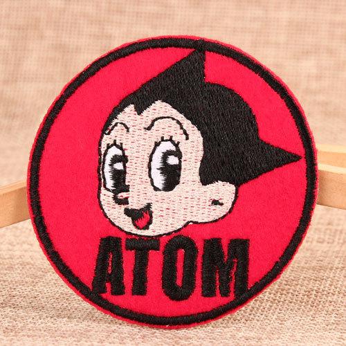 Astro Boy Make Custom Patches