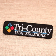 Tri-County Custom Patches No Minimum