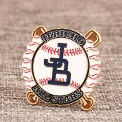 JB Baseball Pins