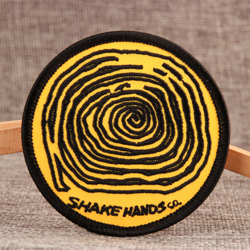 Maze Custom Embroidered Patches