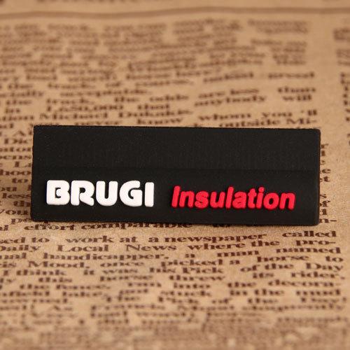 BRUGI PVC Patches