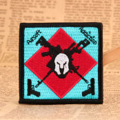 Airsoft Custom Velcro Patches No Minimum