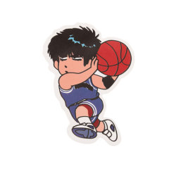 Basketball Boy Custom Stickers