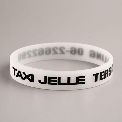 TAXI JELLE TERSCHELLING Wristbands