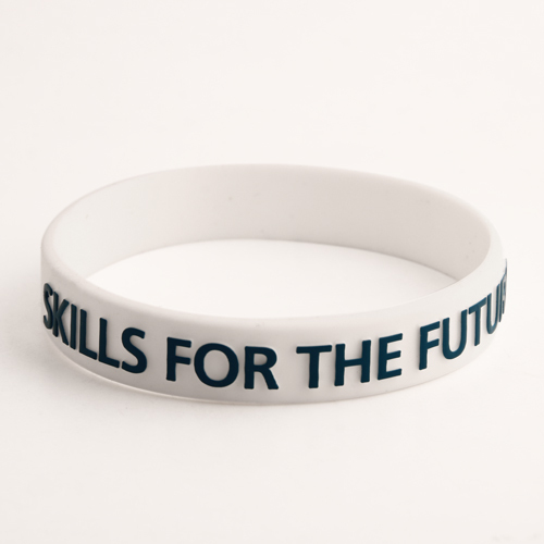 Skills for the future wristbands