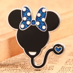 Custom Minnie Enamel Pins