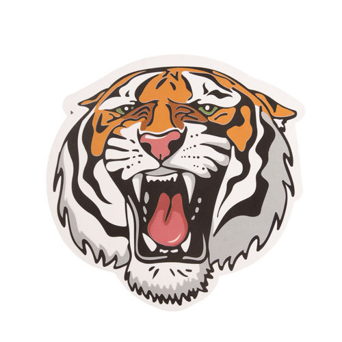 Tiger Custom Stickers