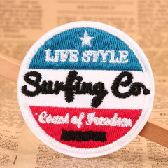 Life Style Custom Patches
