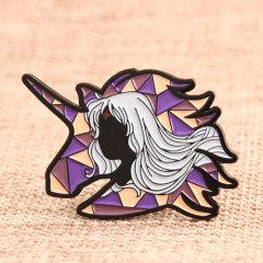 Unicorn Personalized Lapel Pins