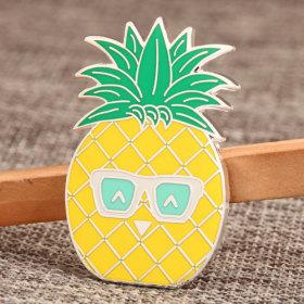 Pineapple Custom Lapel Pins