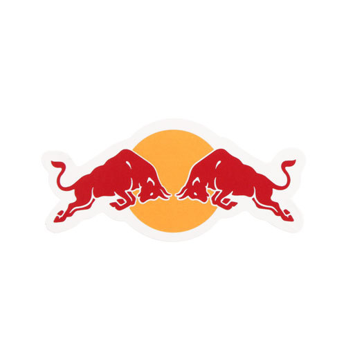 Red Bull Custom Stickers