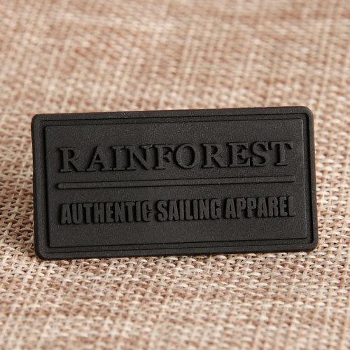 Rain Forest PVC Patches