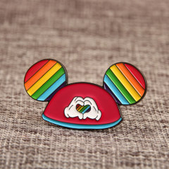 Mickey Hat Custom Pins